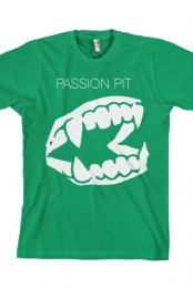 Teeth Tee (Green)