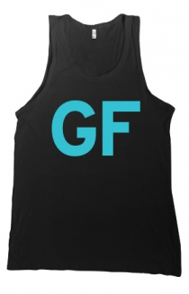 Girlfriend Unisex Tank Top