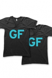 GF&GF Girl's V-Necks