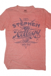 Since 1976 Tee (Eco Heather Red)