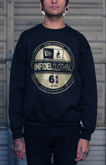 New Era Infidel Sweatshirt