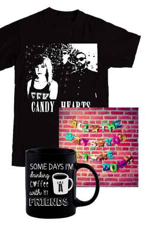 All The Ways You Let Me Down Vinyl + Coffee Mug + Photo Tee