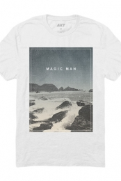Oceanside Tee (White)