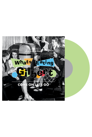 "Come On Let's Go EP 7"" Vinyl (Light Green)"