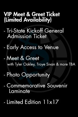 Ticketspin playlist live tri state kick off show vip meet ticketspin playlist live tri state kick off show vip meet greet ticket m4hsunfo