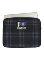 Plaid Laptop Sleeve