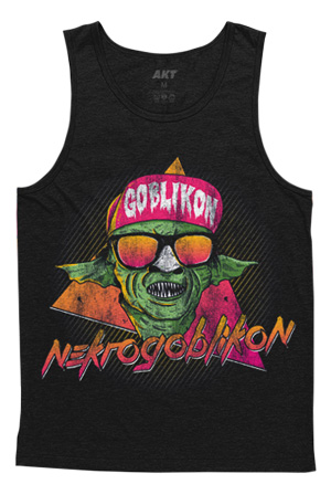 Summer Goblin Tank (Black)
