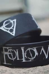 Logo Wristband (Black)