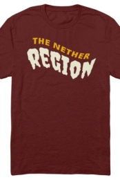 The Nether Region Tee (Maroon)