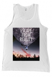 Escape From Reality Tank (White)