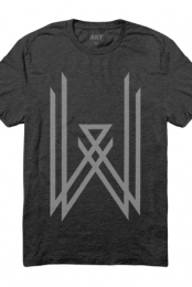 Logo Tee (Heather Charcoal)