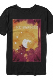 Palm Tree Moons Tee (Black)