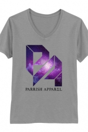Galaxy Tee (Dark Heather Grey)