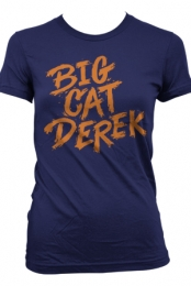 BCD Girls Tee (Navy)