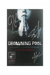 Signed 11x17 Poster