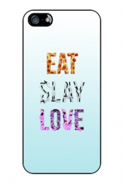 Eat Slay Love iPhone 5/5S Case