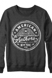 Ornate Crewneck Sweatshirt (Heather Charcoal)