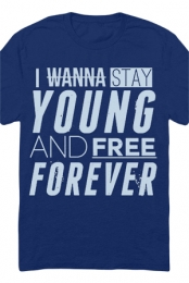Young And Free T-Shirt