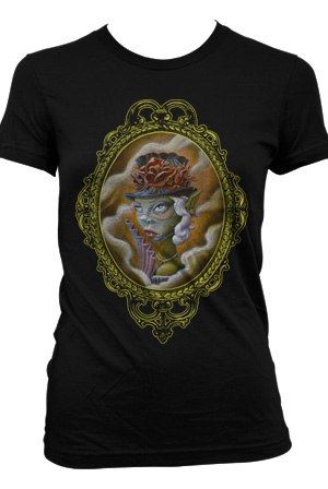 Lady Goblin Girls Tee