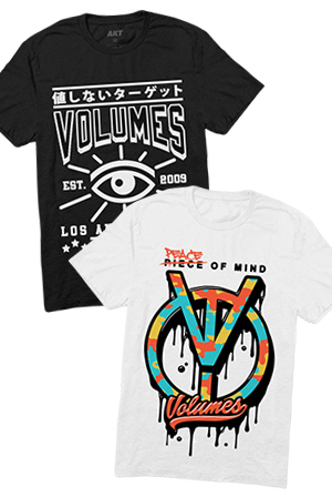 All-Seeing Tee + Peacemaker Tee