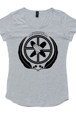 Logo Women's Tee (Heather Grey)