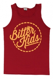 Bitter Kids Tank (Red) + Monster House Re-Release Digital Download