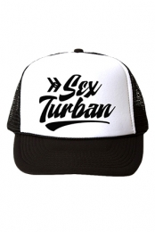 Sex Turban Trucker Hat