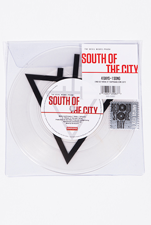 "South Of The City 7"" Vinyl EP (Limited)"