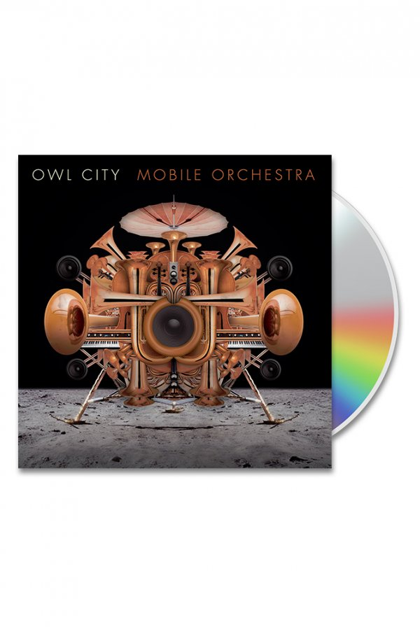 mobile orchestra cd music owl city music official online store on district lines. Black Bedroom Furniture Sets. Home Design Ideas