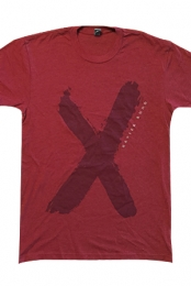 X Tee (Red)