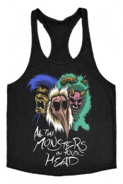 Monsters Racerback