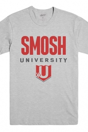 Smosh U Tee (Heather Grey)