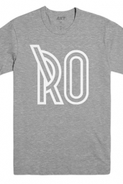 Rayvon Logo Tee (Heather Grey)