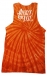 Collide Girl Tie Dye Tank (Spider Orange): collidegirltiedye_mockback1.jpg