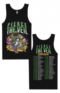 Monster Warped Tour Tank (Black)