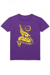 Wolf Youth Tee (Purple)