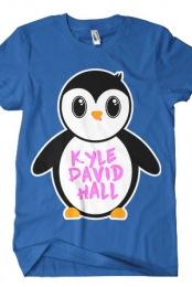 Penguin Tee (Royal Blue)