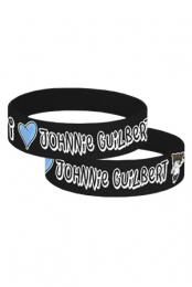 I Heart Johnnie Wristband