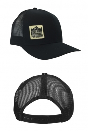 Outdoor Trucker Hat (Black)