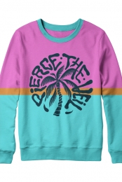 Tropical Crewneck Sweatshirt