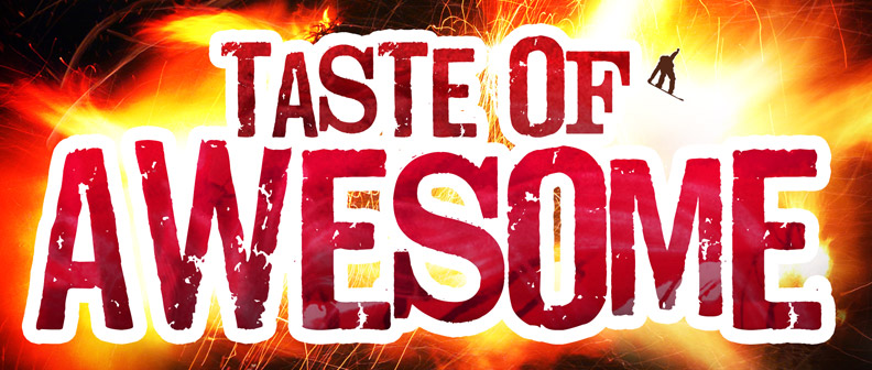 Taste Of Awesome Merch Official Online Store On District