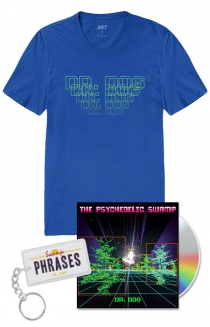 The Psychedelic Swamp CD Bundle