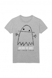 Cities Ghost Tee (Heather Grey)