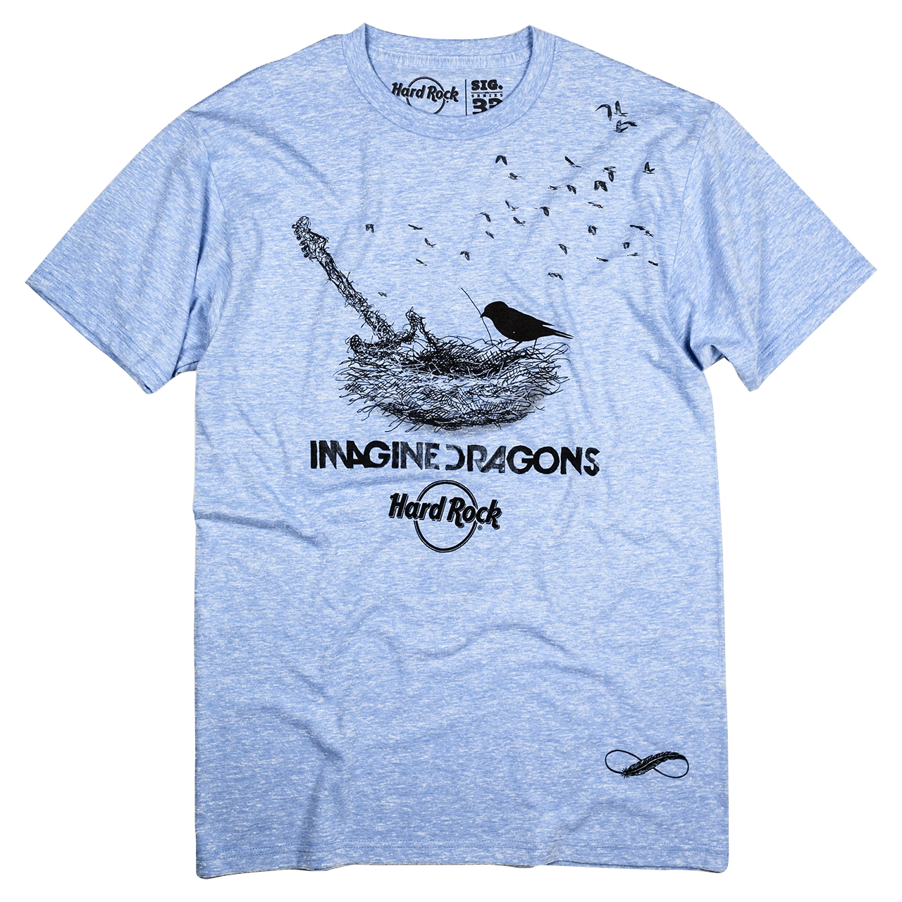 Imagine Dragons Signature Series 33 Tee 0