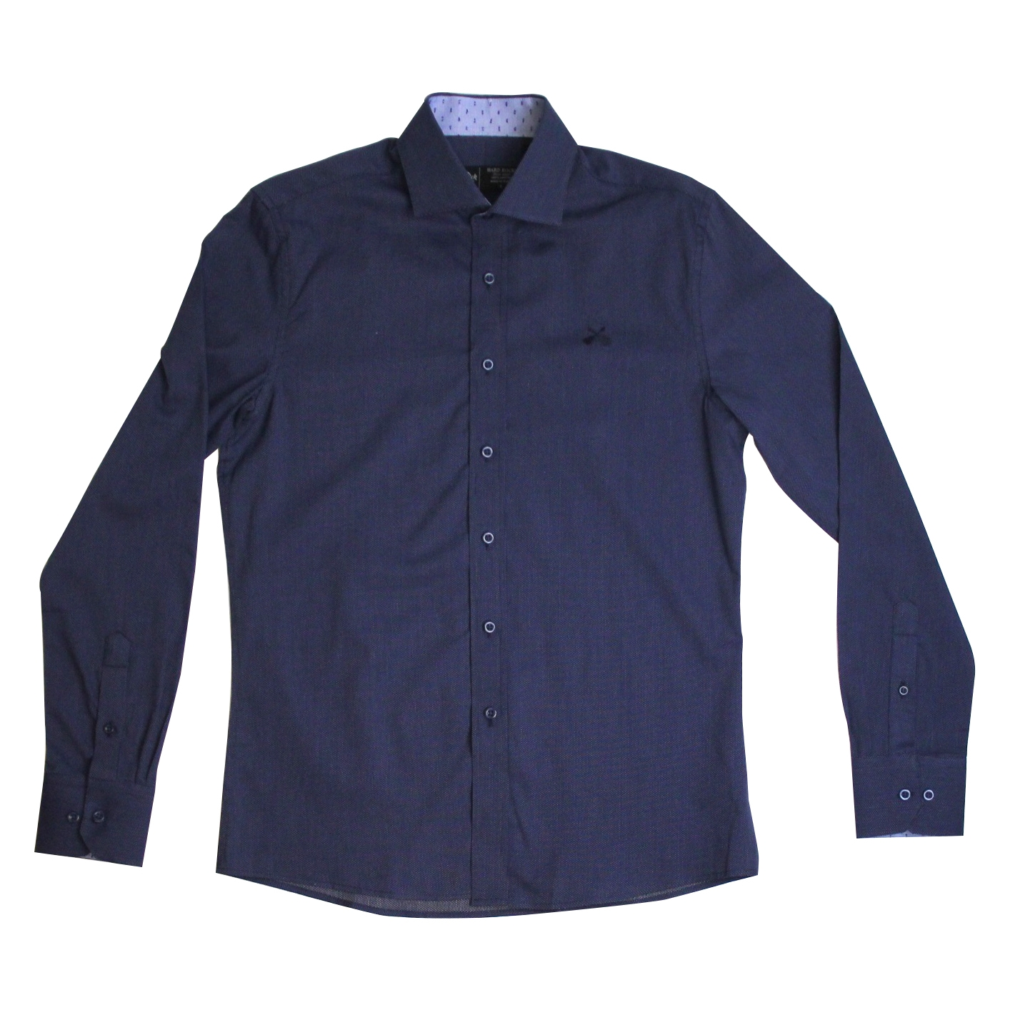 Black Label Dobby Woven Navy 0