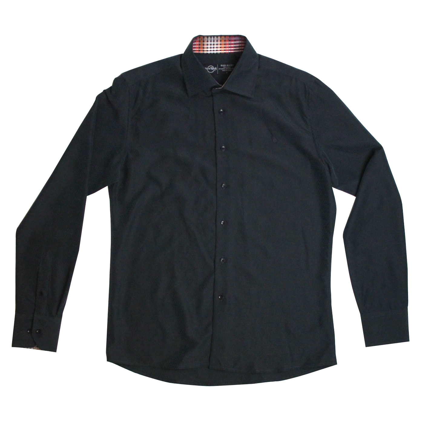 Black Label Dobby Woven Black 0