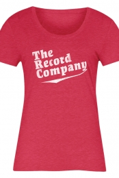 Ladies Logo Tee (Heather Red)