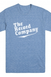 Logo Tee (Heather Athletic Blue)