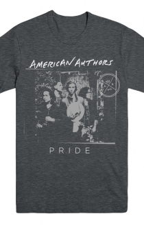 Pride Tee (Heather Charcoal)