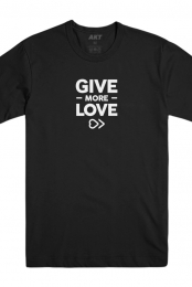 Give More Love (Black)